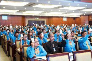 Ông Ngô Minh Hải làm Chủ tịch Hội LHTN Việt Nam TP.HCM nhiệm kỳ 2019-2024