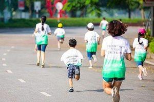 '5000 bước chân hạnh phúc' đồng hành cùng bệnh nhân ung thư