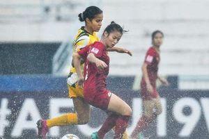 Báo châu Á tiếc nuối khi U19 nữ Việt Nam bị loại cay đắng