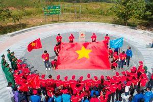Hành trình 'Tôi yêu Tổ quốc tôi' ở ngã ba biên giới Việt Nam - Lào - Campuchia