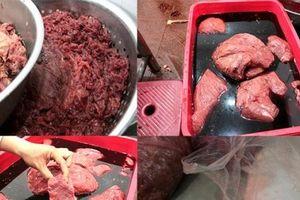 Bữa nhậu đáng sợ, chân gà Mỹ, xúc xích Tàu, lòng thối Việt Nam