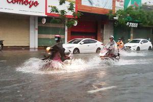 7h ngày 3/11 – 7h ngày 4/11: Đà Nẵng đến Quảng Ngãi có mưa vừa, mưa to
