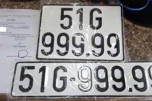 Vừa mua ô tô BMW tiền tỷ, nữ đại gia TP.HCM bốc ngay được biển số 99999 gây sốt