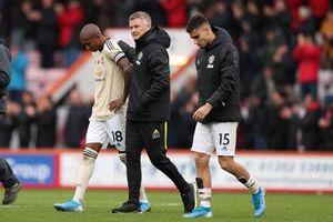 Solskjaer phát biểu 'sốc' sau thất bại của MU trước Bournemouth?
