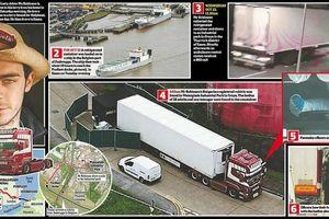 Xe tải có 39 người chết không giấy tờ nguồn gốc, khai chở bánh quy
