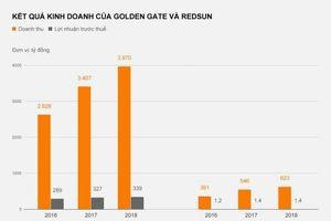 Quản trị doanh nghiệp từ câu chuyện Món Huế, Cuộc đua giữa Golden Gate và Redsun