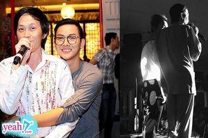 Hoài Lâm đăng hình chụp cùng 'bố' Hoài Linh sau thời gian giận hờn, Tiến Luật khẳng định: Không người cha nào thương Hoài Lâm bằng Hoài Linh!