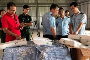 TP. Hồ Chí Minh phát hiện hơn 7 tấn chăn, nệm Trung Quốc 'đội lốt' hàng Việt Nam
