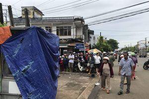 Gia Lai: Một phụ nữ chết cháy cạnh thùng bánh mì