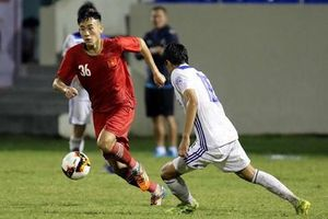 Thủ môn xuất thần, U21 Việt Nam vẫn thua SV Nhật Bản