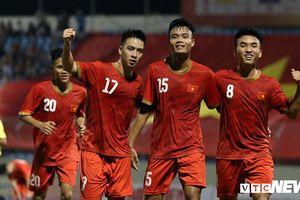 Trực tiếp U21 Việt Nam vs Sinh viên Nhật Bản, U21 Quốc tế 2019