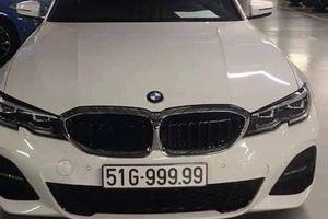 Chủ xe BMW 330i biển số 51G - 999.99: 'Gia đình tôi không có ý định bán xe'