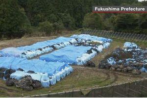 91 bao rác nhiễm phóng xạ bị cuốn trôi ra sông sau bão
