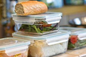 Cách bảo quản thức ăn thừa an toàn trong 4 ngày