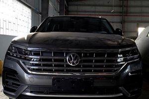 'Phải tiêu hủy chiếc Volkswagen Touareg có bản đồ đường lưỡi bò'