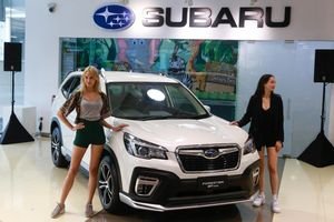 Subaru Forester GT edition ra mắt, về VN vào tháng 4 năm sau