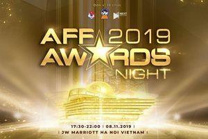 AFF Awards 2019 - Đêm vinh danh những ngôi sao của bóng đá Đông Nam Á