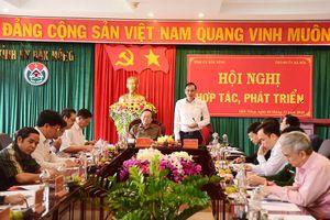 Hà Nội - Đắk Nông: Tăng cường hợp tác để thúc đẩy phát triển