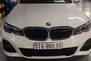 Tâm sự thật chủ xe BMW bốc được biển ngũ quý 999.99