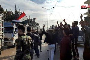 Quân Assad áp đảo Kabani, Đặc nhiệm Mỹ bị phục kích