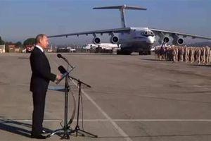 Mỹ liều lĩnh vớt thể diện, Nga thận trọng ở Syria