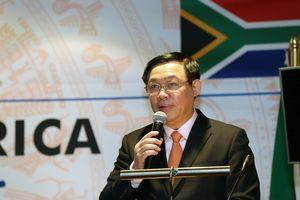 Phó Thủ tướng: Quan hệ kinh tế Nam Phi-Việt Nam cần tương xứng với quan hệ chính trị