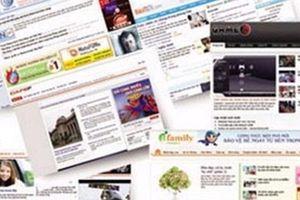 Khắc phục tình trạng 'báo hóa' trang thông tin điện tử tổng hợp