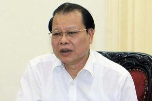 Thủ tướng Chính phủ kỷ luật cảnh cáo đồng chí Vũ Văn Ninh