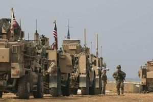 Binh sĩ Mỹ bị tấn công khi đang rời Syria