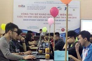 Tổ chức cuộc thi 'Sinh viên với an toàn thông tin ASEAN 2019'
