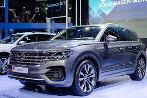 Xe Volkswagen có bản đồ 'đường lưỡi bò' bị tịch thu