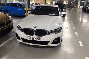 Chiêm ngưỡng xe BMW 330i 'siêu đẹp' đắt nhất Việt Nam