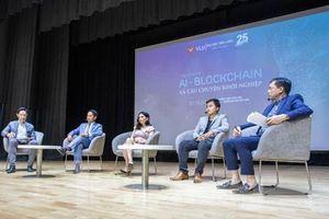 'AI - Blockchain và câu chuyện khởi nghiệp'