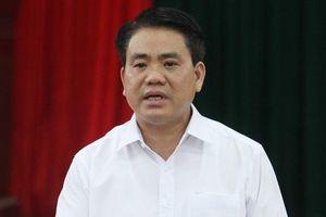 Lãnh đạo TP Hà Nội xin rút kinh nghiệm vụ ô nhiễm nước sông Đà
