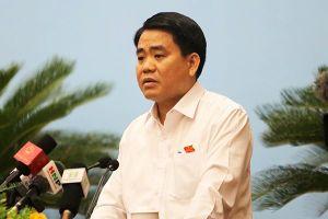 Nước sông Đuống chưa nghiệm thu đã bán, Chủ tịch Hà Nội vẫn khen