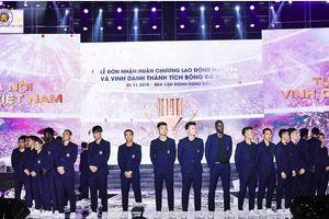 VFF bác thông tin nhóm cầu thủ Hà Nội FC trái lệnh tập trung của thầy Park