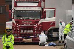 Vụ 39 người chết trong container tại Anh: Thúc đẩy việc xác minh danh tính các nạn nhân