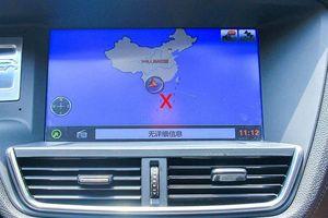 Cục Đăng kiểm sẽ từ chối kiểm định ô tô có bản đồ lưỡi bò