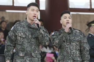 YG tiết lộ địa điểm Taeyang và Daesung xuất ngũ, yêu cầu fan không ghé thăm