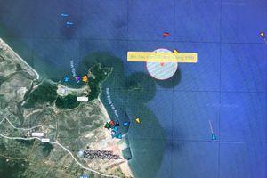 Đã xác định được vị trí tàu Thành Công 999 bị chìm, tiếp tục tìm kiếm nạn nhân mất tích