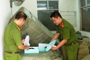 Đà Nẵng: Phát hiện 8 tấn hàng hóa không rõ nguồn gốc được vận chuyển bằng đường sắt