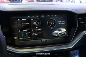 Xử phạt công ty nhập khẩu xe Volkswagen dùng bản đồ có 'đường lưỡi bò'