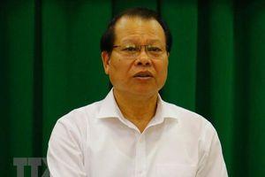 Thủ tướng kỷ luật cảnh cáo nguyên Phó Thủ tướng Vũ Văn Ninh
