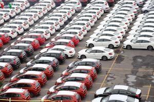 Việt Nam chi 144 triệu USD nhập gần 8.000 ô tô trong nửa đầu tháng 10