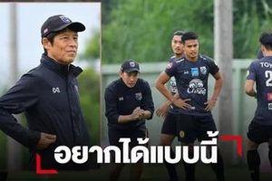 Trợ lý HLV bất ngờ tiết lộ nhiều vấn đề về nội bộ Thái Lan trước trận gặp Việt Nam