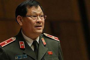 Tướng Nguyễn Hữu Cầu: 'Từ năm 2016 đến nay đã có 45 đồng chí công an hy sinh trong khi làm nhiệm vụ'