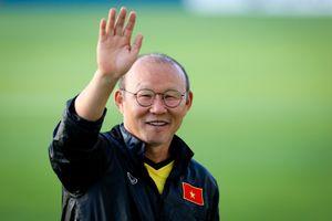 HLV Park Hang-seo gia hạn hợp đồng 3 năm với VFF
