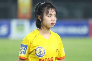Trần Thị Duyên và những hot girl tuyển U19 nữ Việt Nam