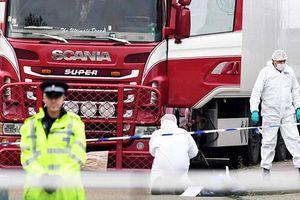 35 người Việt có thể là nạn nhân chết trong container ở Anh