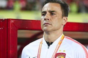 Cannavaro trở lại ghế huấn luyện sau khi tự kiểm điểm